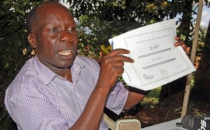 File photo: Owe byokulonda mu NRM