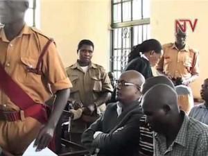 File Photo:Thomas Nkurungira eyasalilwa ogwokuufa ngaali mu Kooti