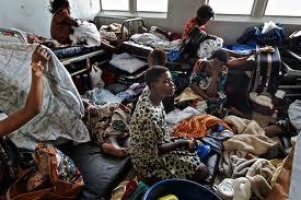 Ugandan hospitals
