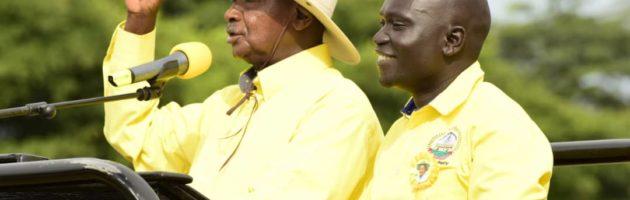 Owa NRM awangudde e Nebbi