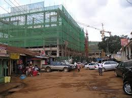 Wandegeya market