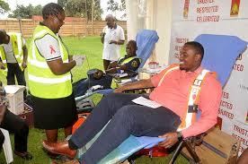 Uganda ewezezza Omusaayi ogumala.