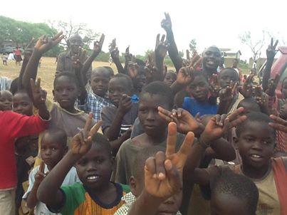 Sweden yaakudukirira abaana mu Uganda