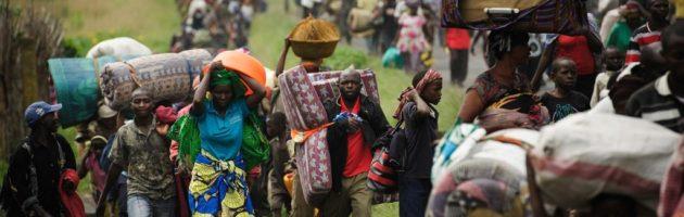 Abanoonyi bobubudamu abaava e Burundi 2,300 bagenda kuddayo