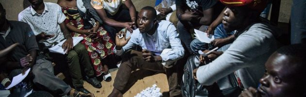 Ababaka ba palament basiimye okulonda kwe Congo.