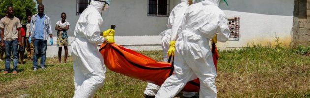 Abaafudde e Kabalole teyabadde Ebola