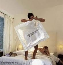 fake condom