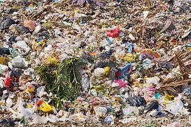 heap pf garbage