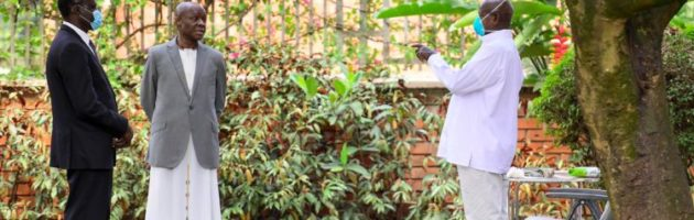 Kabaka asisinkanye Museveni