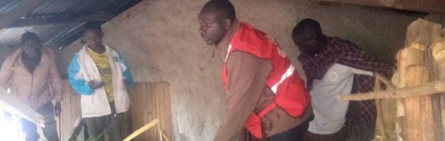 Omwana owemyaka 13 afiiridde mu kubumbulukuka kwéttaka