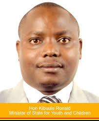 minister Kibuule