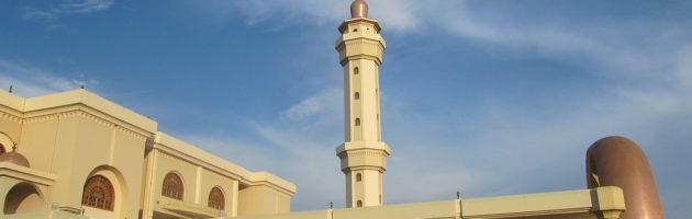 Olwaleero Eid al-Adha ey'okusadaaka