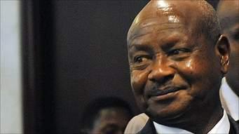 Museveni awabudde Bobi Wine