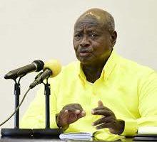Museveni alabudde ku ssenyiga omukambwe