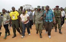Aba NRM bagenze mu lusirika