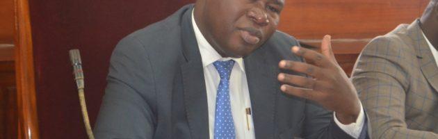 Okutulugunya Abasibe: Palamenti erabudde DPP