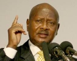 Mugende mulunde embuzi- President