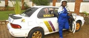 rally drivers