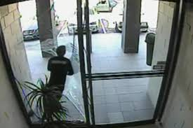 thief smashes