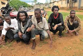 thugs arrested
