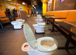 toilet bar