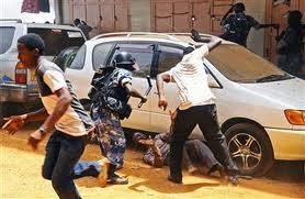 Uganda ekwata kisooka mu butagoberera mateeka