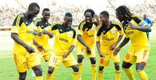 File Photo: Uganda craines team