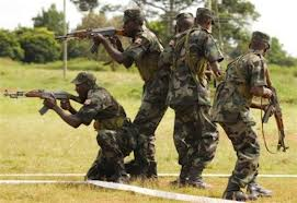 ugandan soldiers